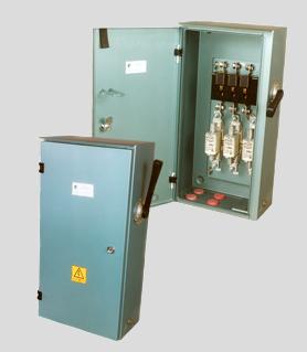 Ящик с рубильником Я8601-40