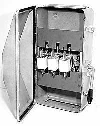 Ящик силовой с рубильником ЯБ1-100-2 У3