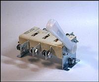 Рубильник с боковой рукояткой ВР 32-31А10220